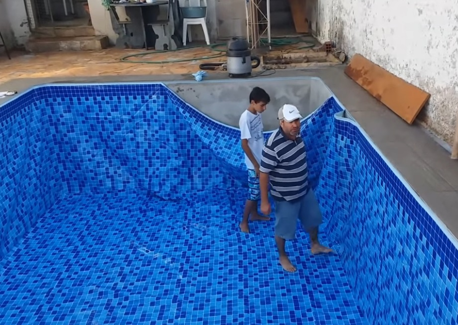 ¿Cómo Instalar Una Piscina de Vinil y no Morir en el Intento? (Video)