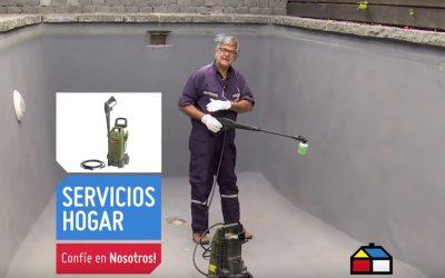 ¿Cómo Puedes Reparar y Pintar Una Piscina de Concreto? (Video)