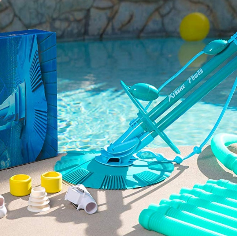 limpiador robótico de piscina